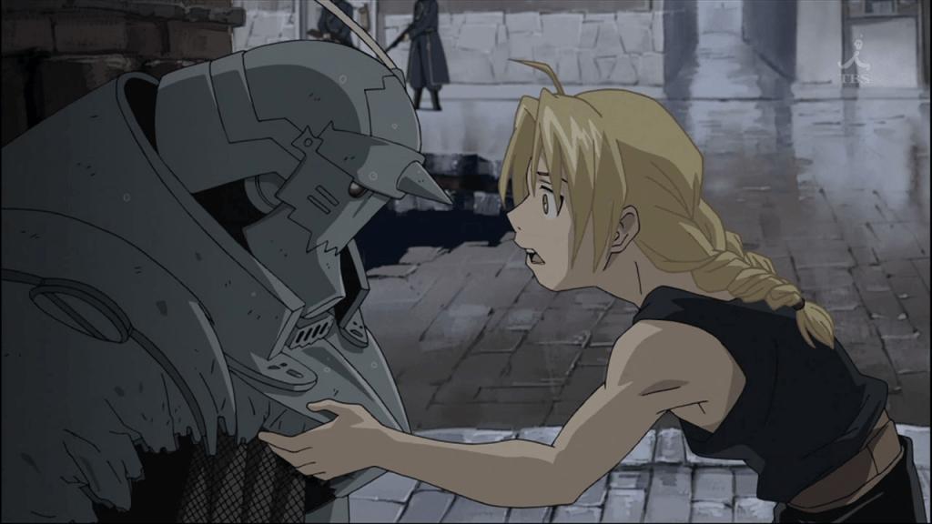 Лучшие аниме-сериалы: фэнтези и мистика 4