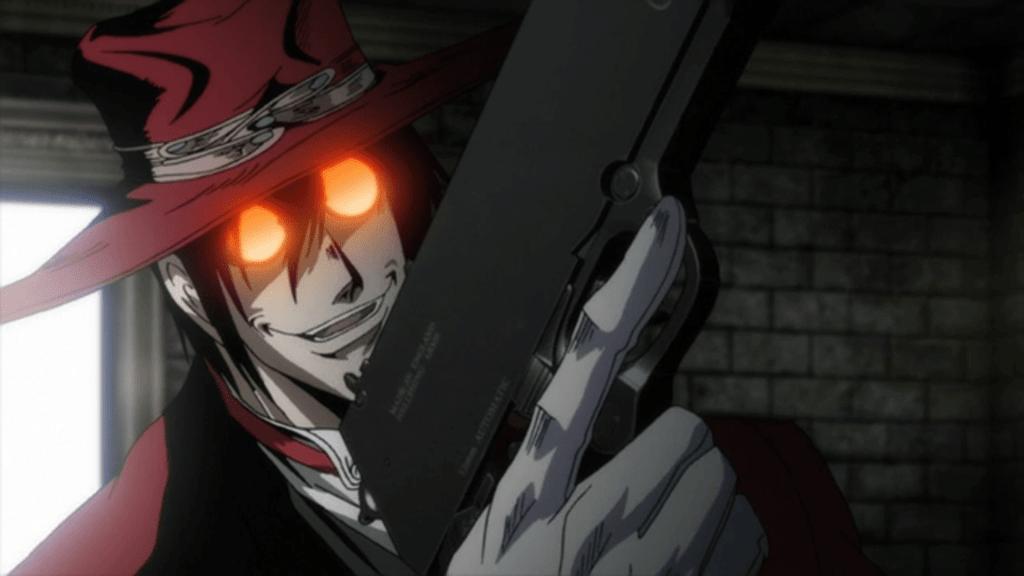 Лучшие аниме-сериалы: фэнтези и мистика 5