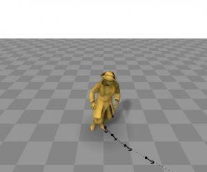 Разработчики научили нейронную сеть анимировать персонажей