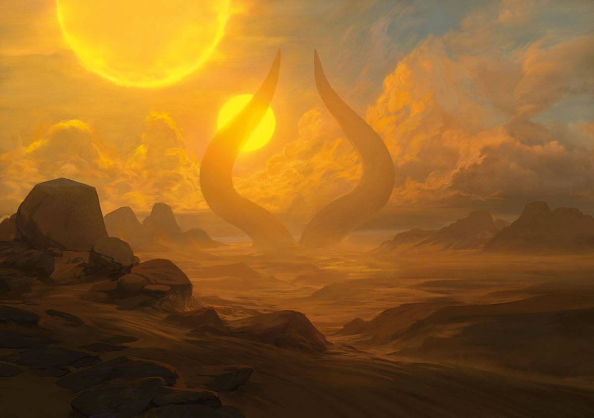 Magic: The Gathering. Amonkhet