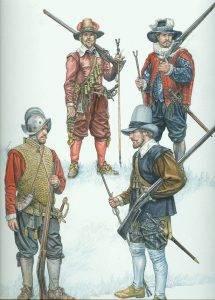 Время мушкетёров. Тактика европейских армий XVIIвека 4