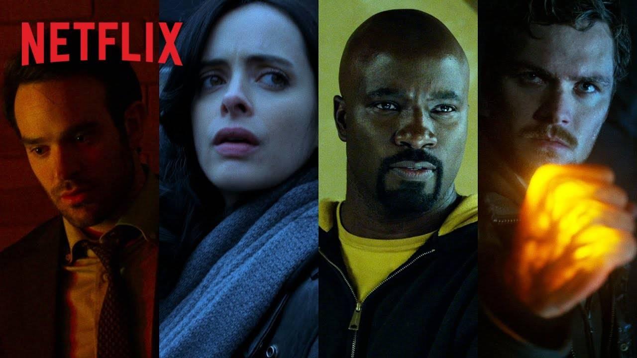 Netflix опубликовал трейлер сериала «Защитники»