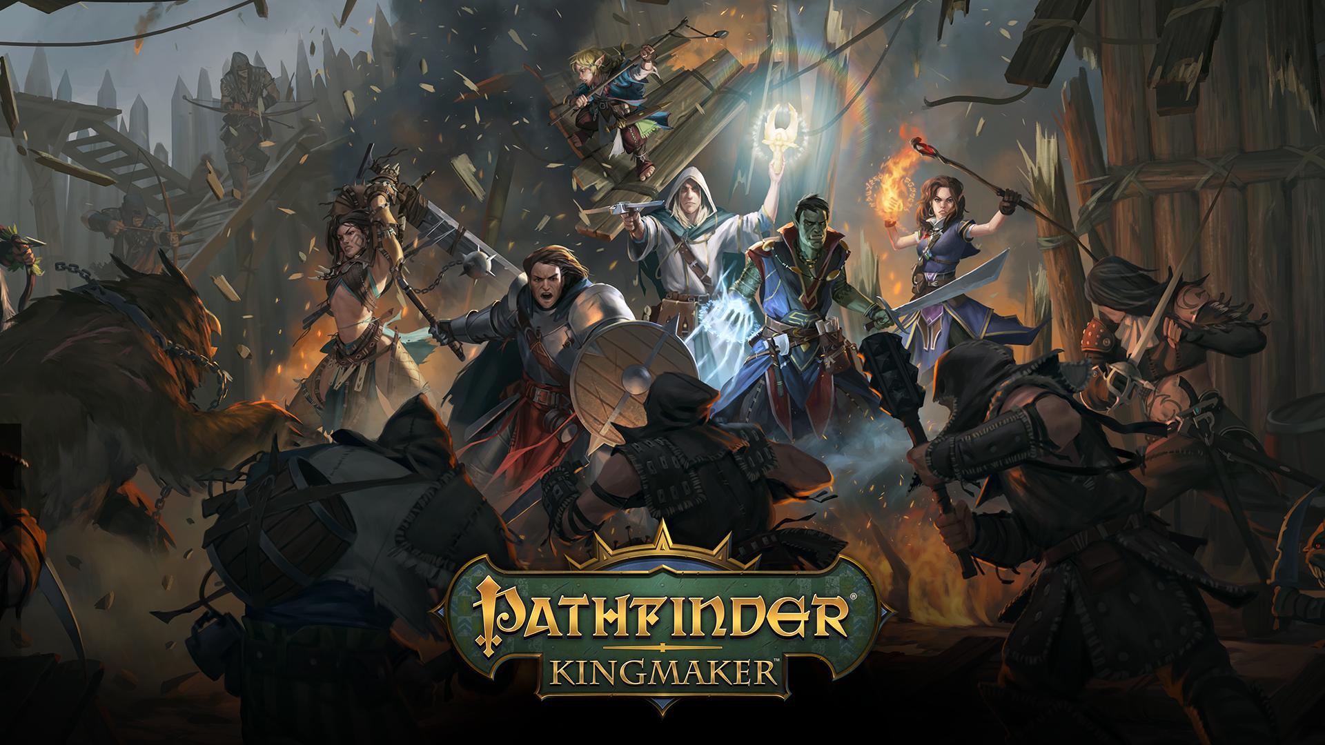 Российские разработчики выпустят компьютерную игру по вселенной Pathfinder