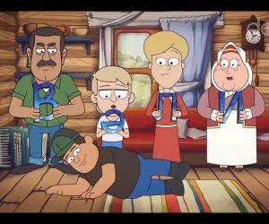 Татарских мультипликаторов обвинили в плагиате «Гравити Фоллс» 1