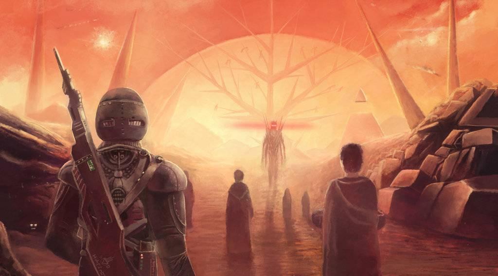 «Песни Гипериона» — вселенная Дэна Симмонса 3