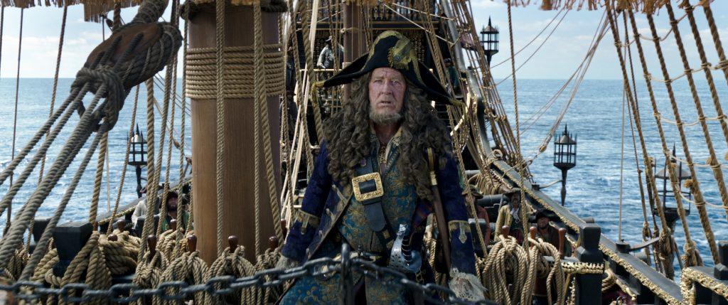 Пираты Карибского моря: Мертвецы не рассказывают сказки 3