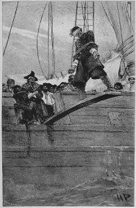 Пиратская казнь