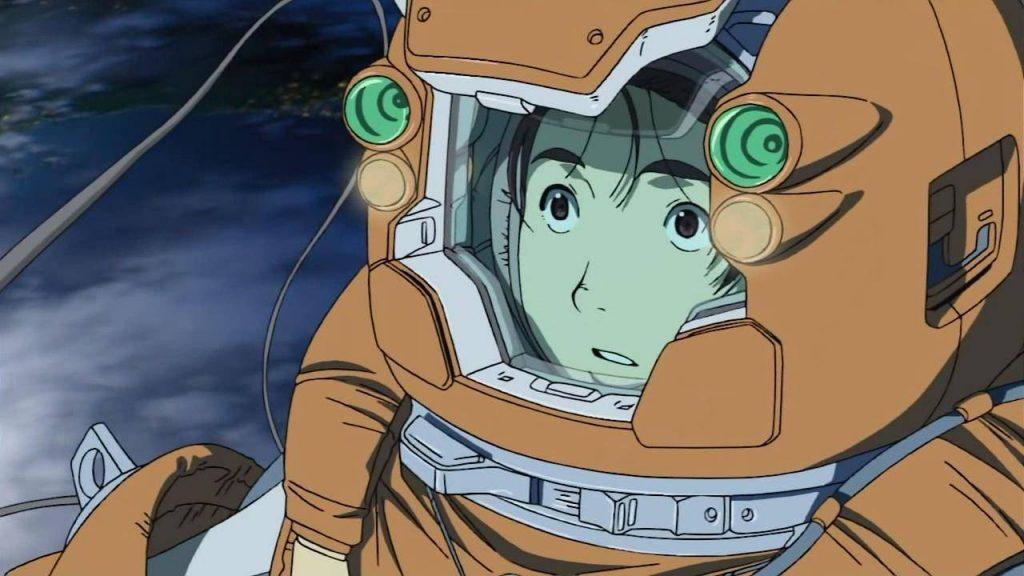 Лучшие аниме-сериалы: фантастика 7