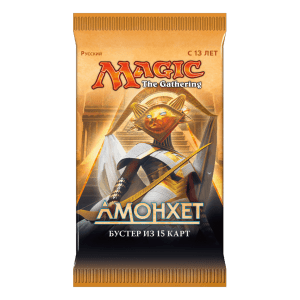 Magic: The Gathering. Амонхет 4