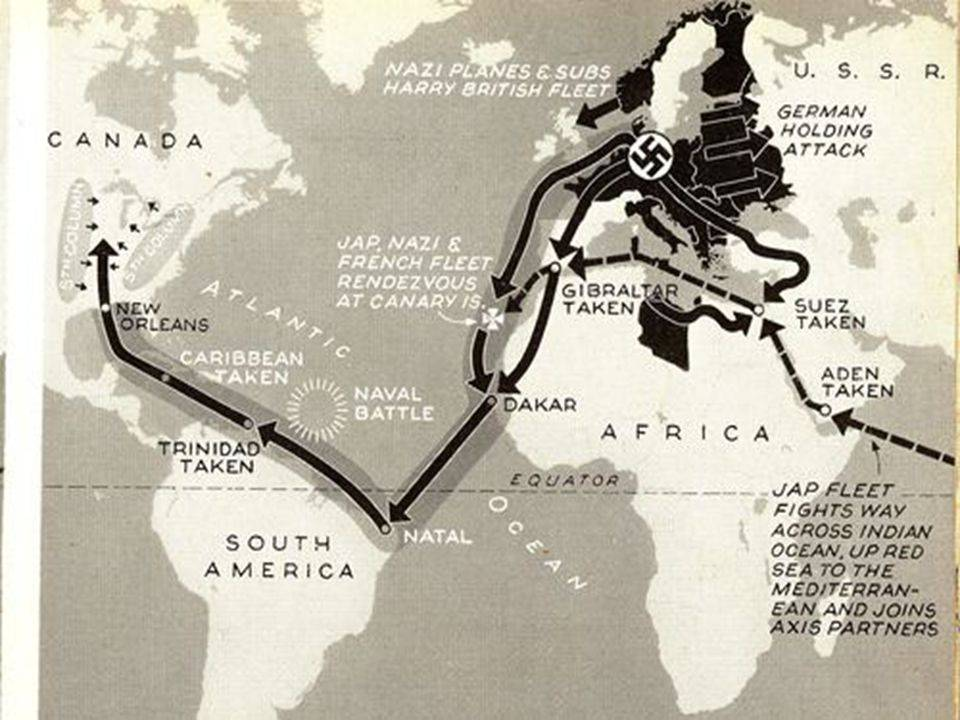 Если бы Гитлер победил: планы нацистов и альтернативная история 16