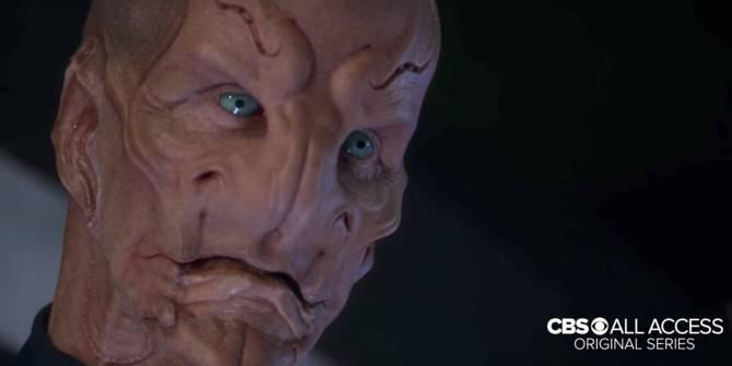 Появился 1-ый трейлер сериала— приквела «Звездного пути»