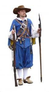 Время мушкетёров. Тактика европейских армий XVIIвека 11
