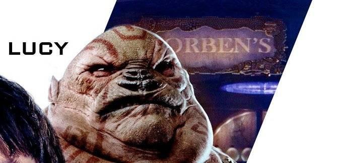 На постере фильма «Валериан и город тысячи планет» заметили отсылку к «Пятому элементу» 1
