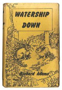 Жизнь и книги Ричарда Адамса