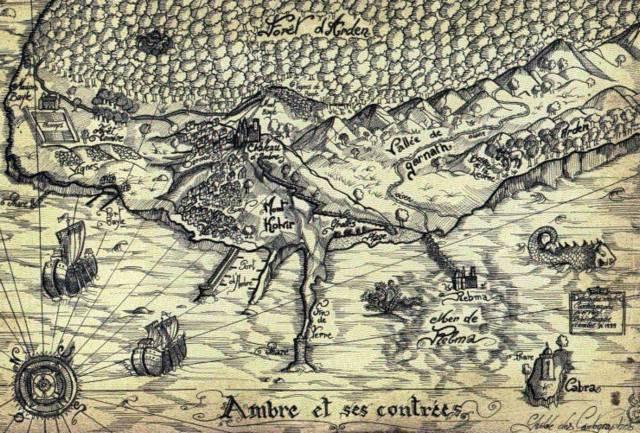 «Хроники Амбера» — миры и отражения Роджера Желязны 4