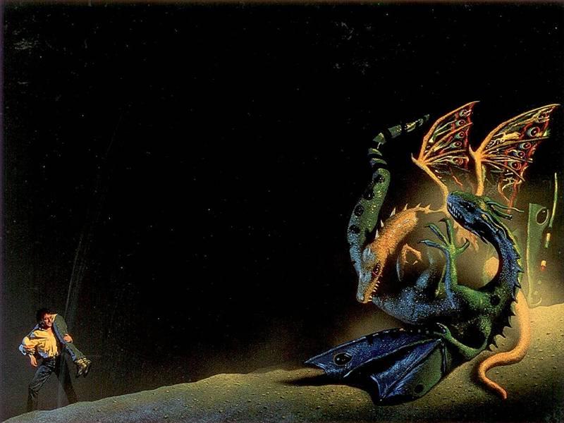 «Хроники Амбера» — миры и отражения Роджера Желязны 9