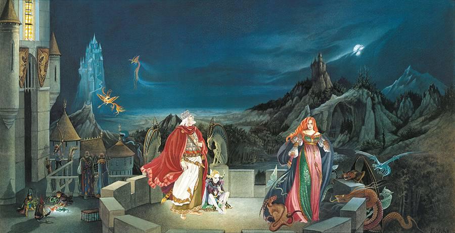 «Хроники Амбера» — миры и отражения Роджера Желязны 5