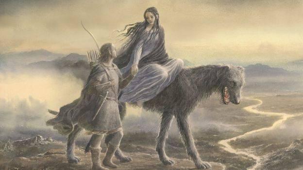 Книга Толкина о Берен и Лютиэн вышла спустя 100 лет после написания