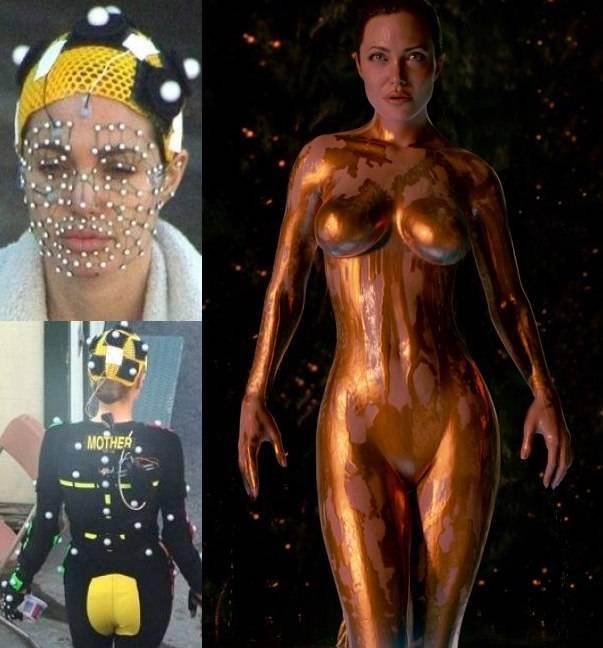 Motion capture. История «цифрового актёрства» 4