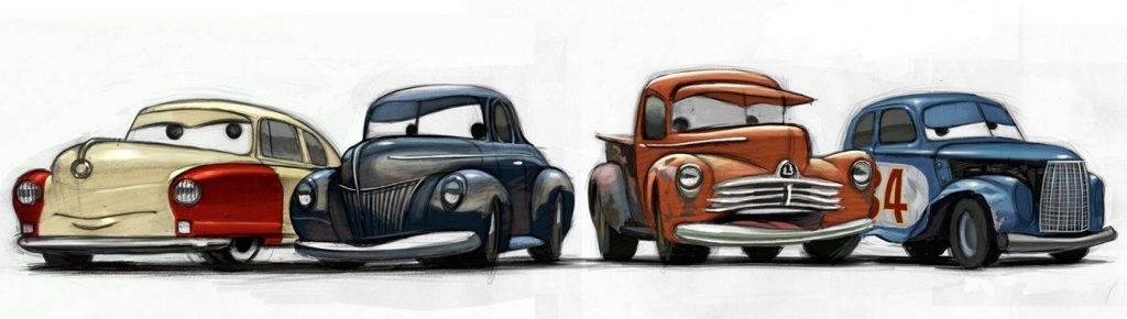 «Тачки 3» и NASCAR: наш человек на презентации Pixar 9