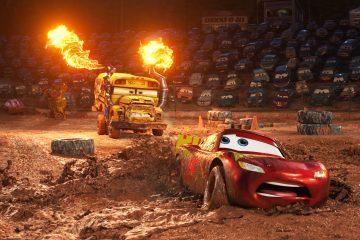 «Тачки 3» и NASCAR: наш человек на презентации Pixar 11
