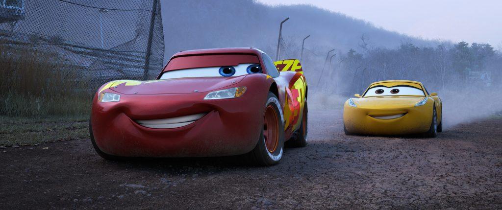 «Тачки 3» и NASCAR: наш человек на презентации Pixar 20