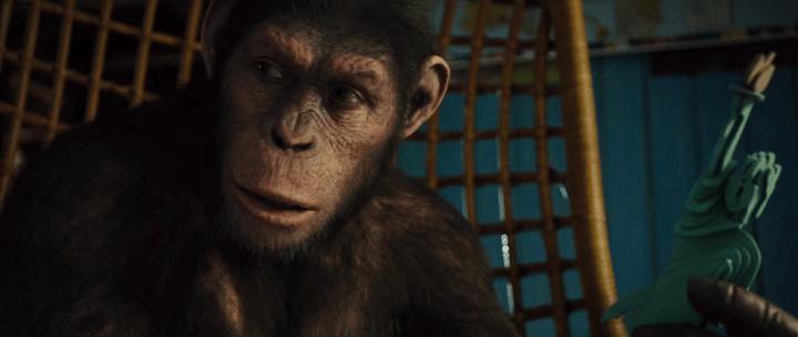 Безумные черновики «Планеты обезьян» 5