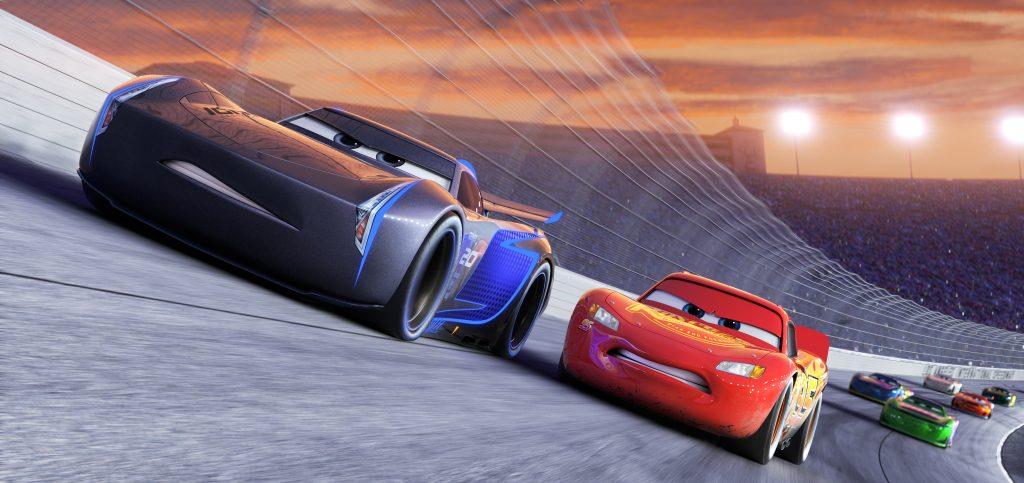 «Тачки 3» и NASCAR: наш человек на презентации Pixar 12