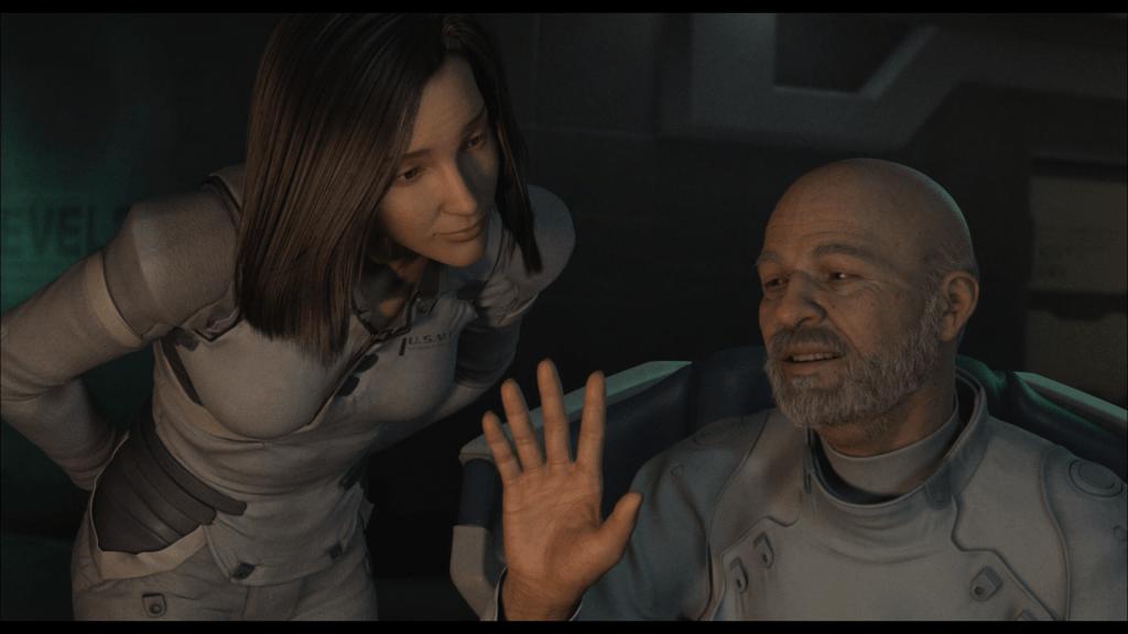 Motion capture. История «цифрового актёрства» 5