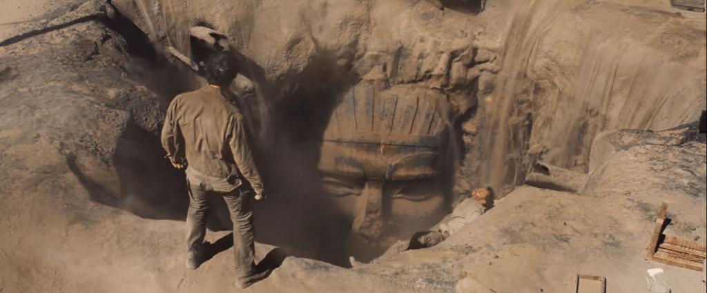 «Мумия»: тысячелетняя женщина домогается Тома Круза 4