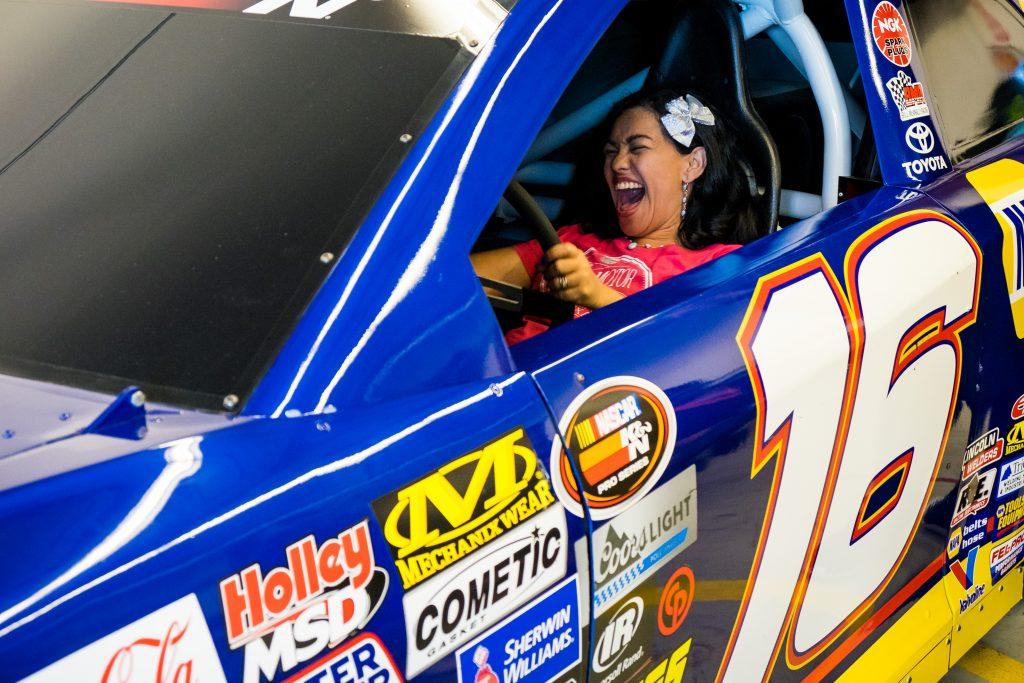 «Тачки 3» и NASCAR: наш человек на презентации Pixar 4