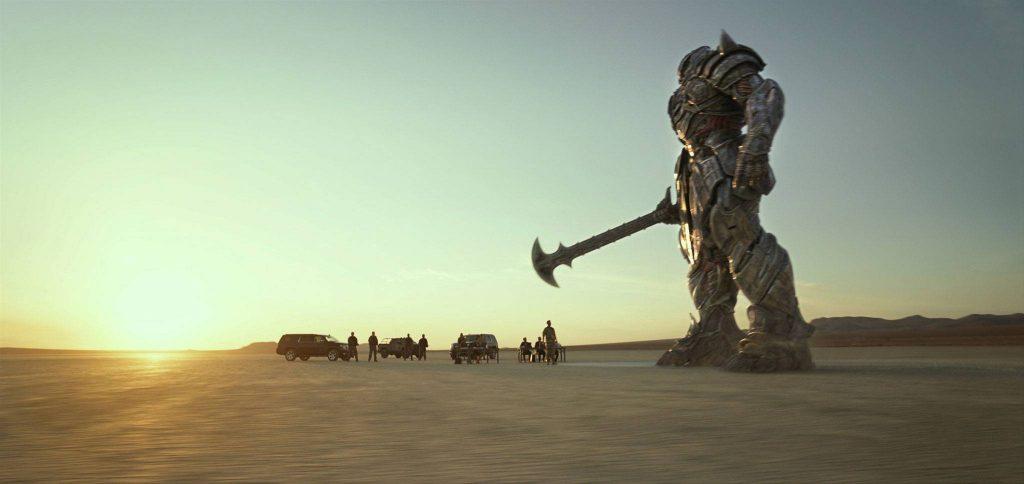Трансформеры: Последний рыцарь (ага, последний, как же!) 4