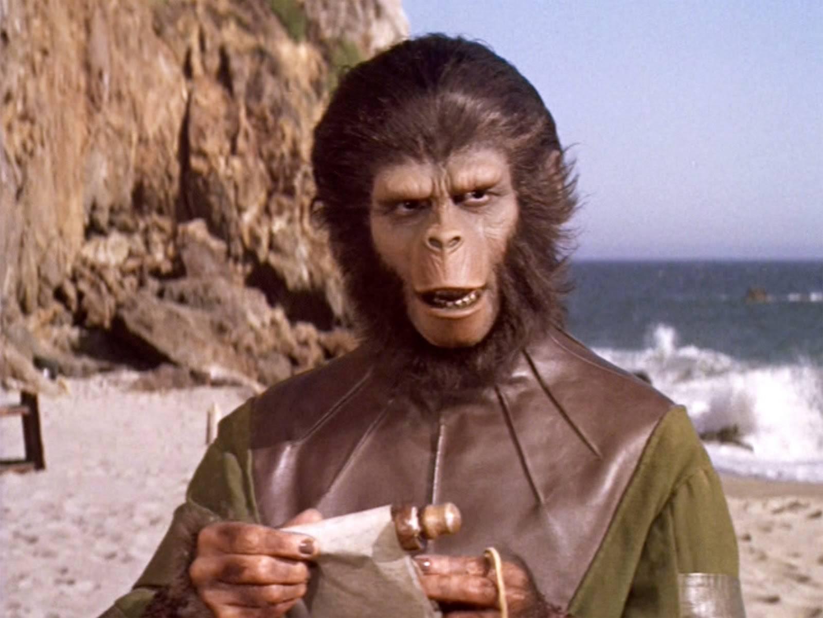 Безумные черновики «Планеты обезьян» 19