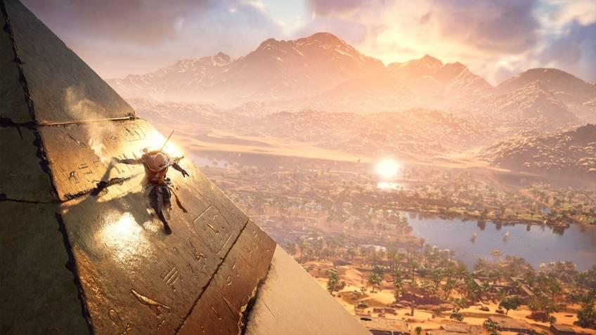 «Игромания» поделилась первыми впечатлениями об игре Assassin's Creed: Origins