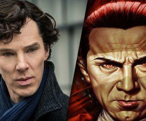 Создатели «Шерлока» и «Доктора Кто» снимут сериал про Дракулу