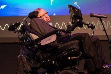 Стивен Хокинг работает над космическим аппаратом, который поможет найти вторую Землю