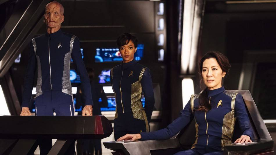 CBS наконец-то назвали дату выхода сериала Star Trek: Discovery