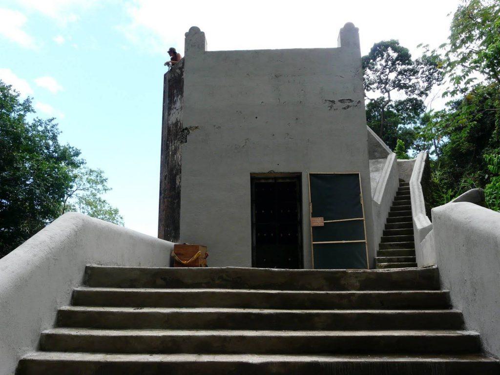 мавзолей Готтфрида Нохе