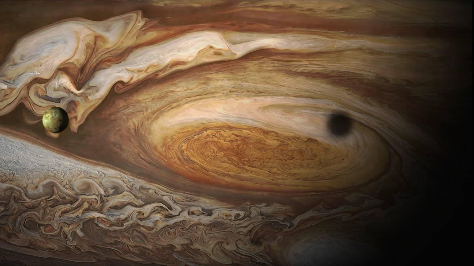Американские ученые нашли два новых спутника Юпитера
