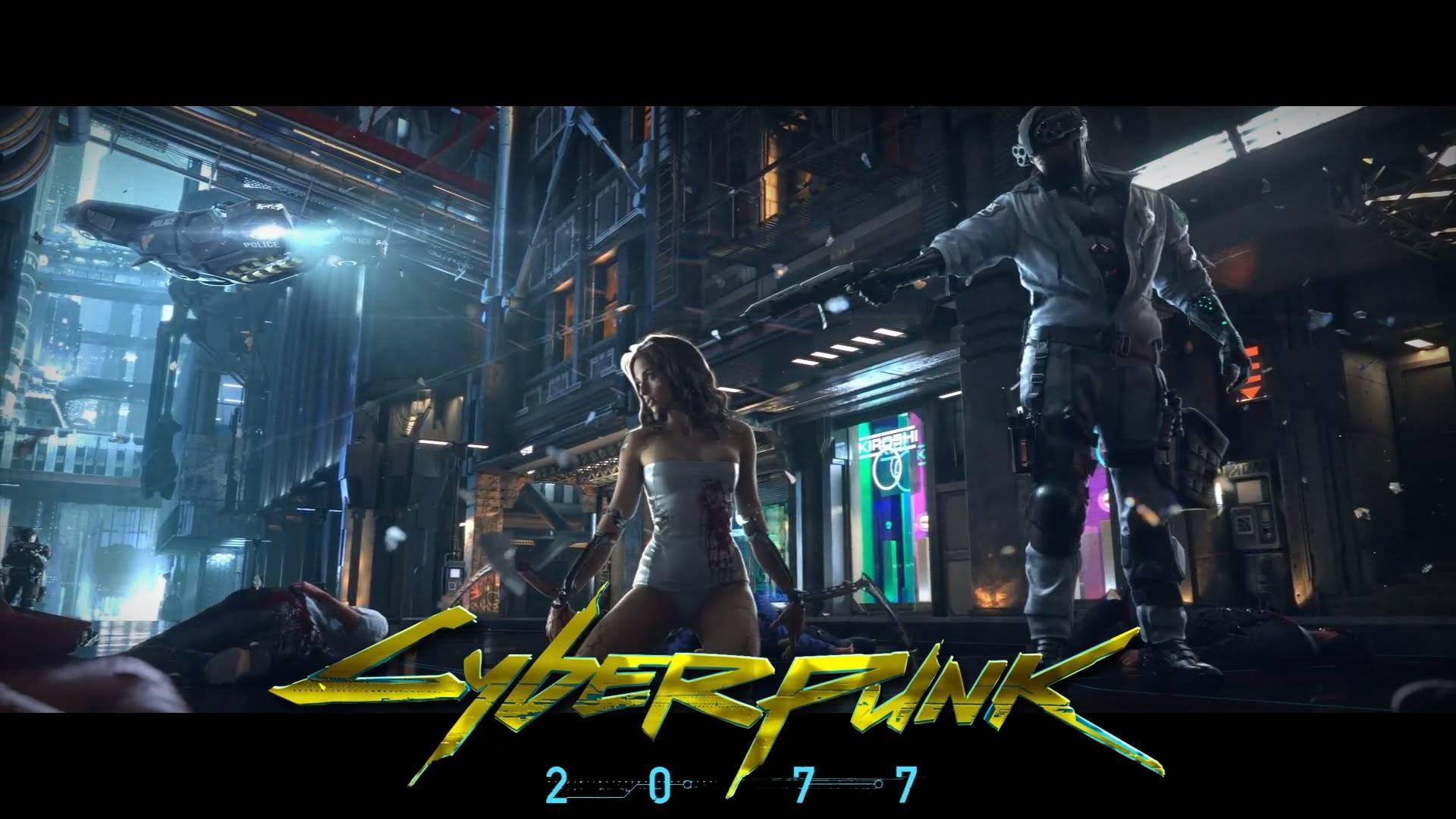Похищены дизайн-документы Cyberpunk 2077