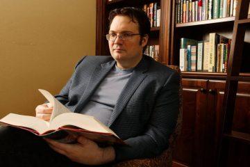 Интервью с писателем Брендоном Сандерсоном