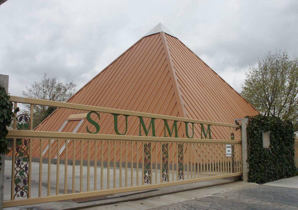 Пирамида Суммума
