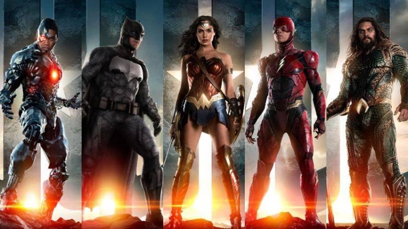 Слух: Джосс Уидон переснимает значительную часть «Лиги Справедливости»