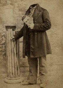 Жуткие фотографии Викторианской эпохи 8
