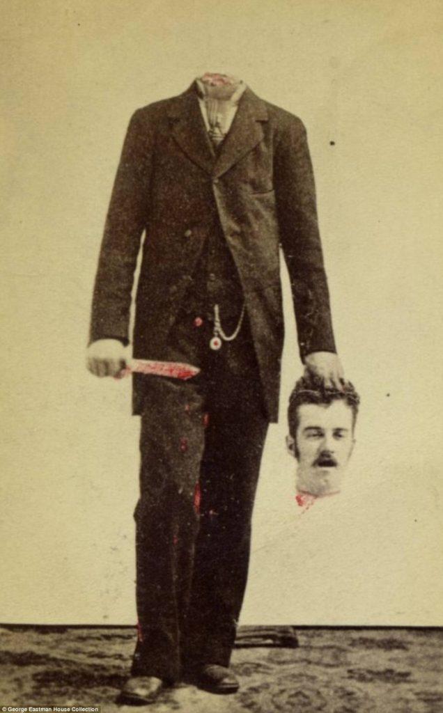 Жуткие фотографии Викторианской эпохи 9