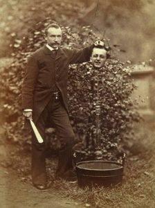 Жуткие фотографии Викторианской эпохи 11
