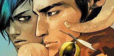 Комикс «Сага» получил четыре премии Айснера
