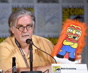 Автор «Симпсонов» и «Футурамы» готовит фэнтезийный мультсериал для Netflix