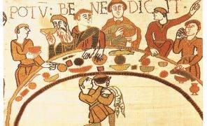 Средневековая кухня