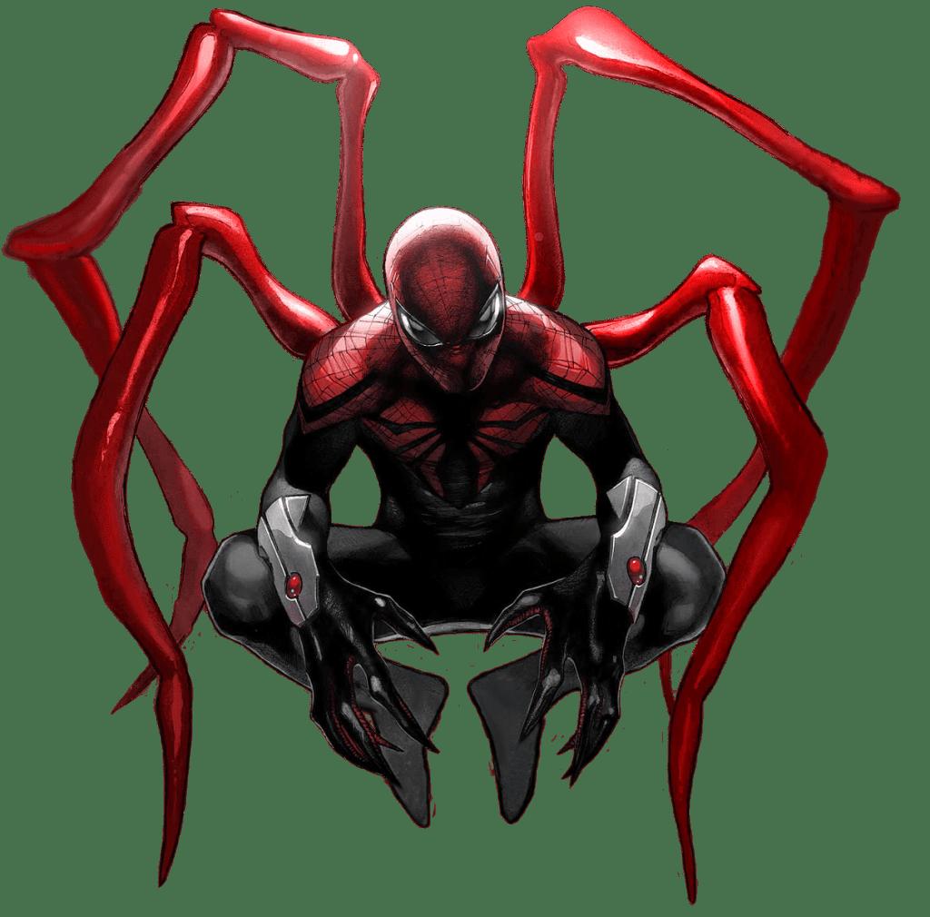 Выбираем лучшего Человека-паука 6
